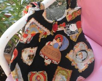 Cotton purses