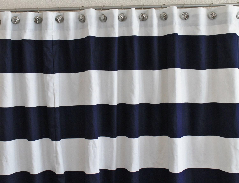 Fabric Shower Curtain 72 Wide Premier Print Cabana