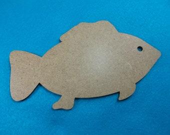 2 fish, MDF, 15x8,5 cm (MDF10-0004A)