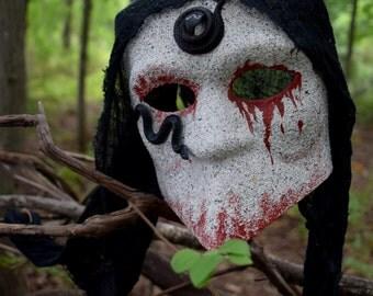 Medusa's Legacy mask