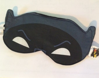 Sleep Mask, Adam West Batman-inspired
