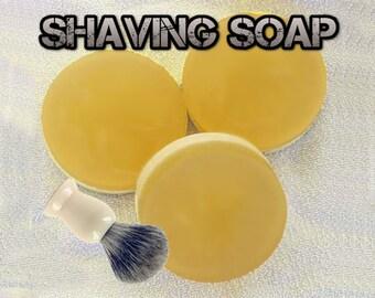 All Natural Shaving Soap