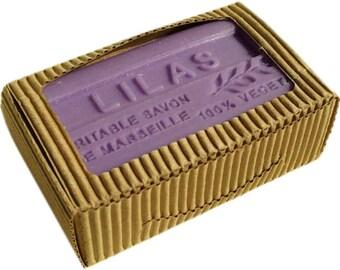 Lilac French Moisturizing Soap - Triple Milled great moisturizer soap