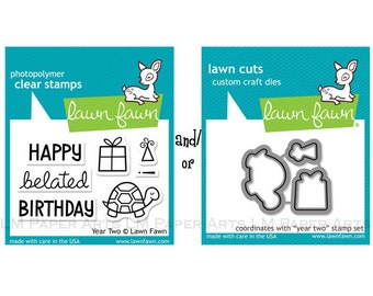 Lawn Fawn Year Two