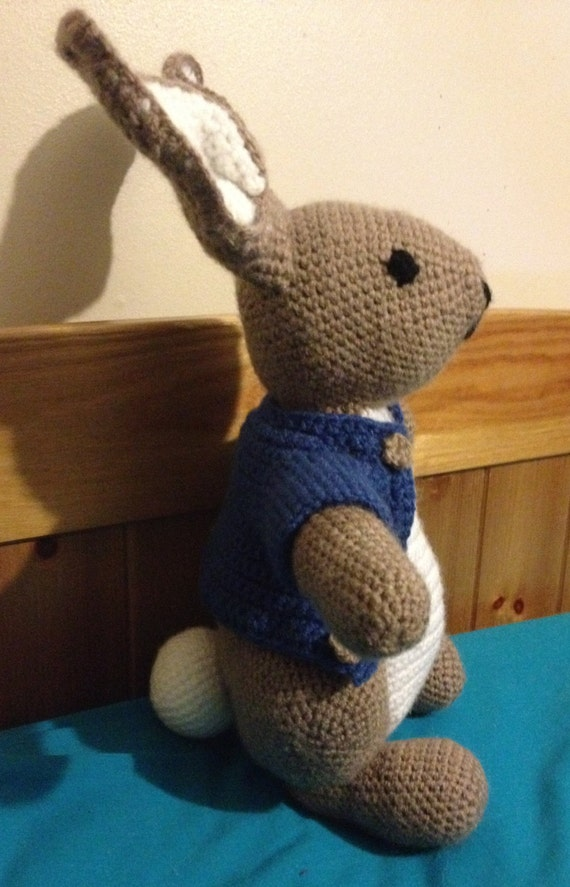Colorful Rabbit Crochet Pattern Collection Easy Scarf Knitting
