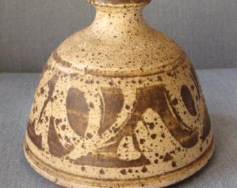 Milo Pottery Vase 5x4.25
