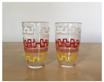 Pair of Funky Retro Glasses