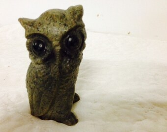 Vintage Owl decoration/collectable