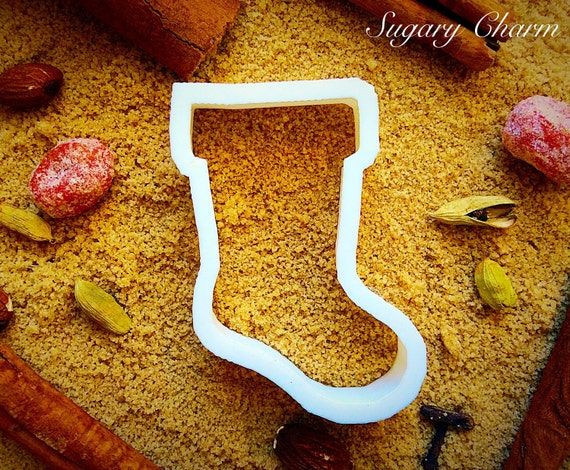 Christmas Socking cookie cutter