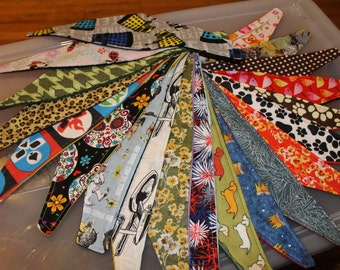 x-small (xs) dog bandana kerchief.
