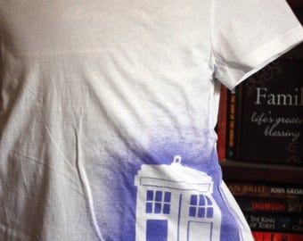 T.A.R.D.I.S. Shirt- Doctor Who T-Shirt