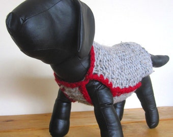 READY TO SHIP- dog sweater, maltese sweater, pug sweater, French bulldog coat, italian greyhound sweater, chihuahua sweater, dog clothing