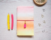Ombre Fabric Traveler Notebook for Standard Midori Size