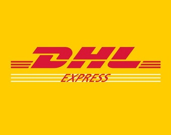 DHL express delivery (1-3 working days) USA, Europe, International delivery
