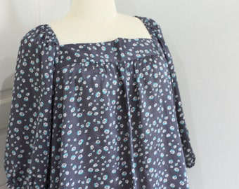 Plus Size Blouse : Sweet Chic Blouse 28W