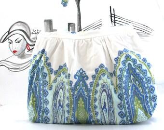 Handmade Bag with an Indian Motif
