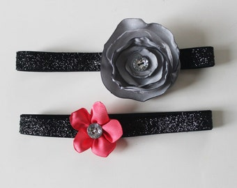 Two Baby Headbands