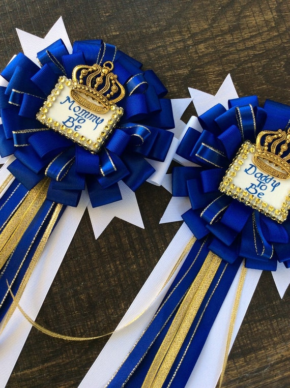 be pin royal blue baby shower royal prince baby shower blue and gold