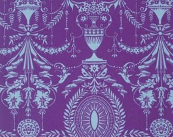Caravelle Arcade Elyse Purple - 1/2yd
