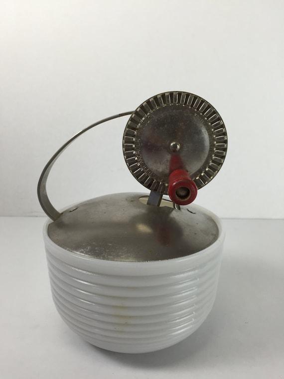 Hand Crank Mixer ~ Androck egg beater hand crank mixer and bowl