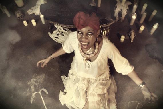 Voodoo Queen Costume Voodoo Queen Costume