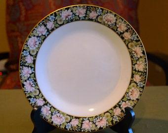 Vintage Bread & Butter Plate in Rima by Noritake