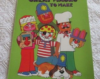Great Masks to make book