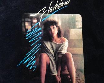 Flashdance - Original Motion Picture Soundtrack - vinyl record