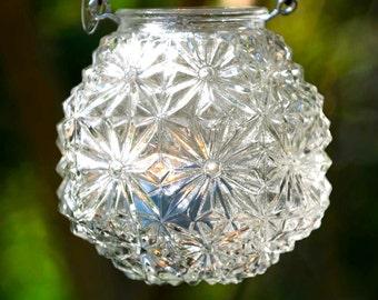 Hanging candle holder - wedding lanterns - hanging lantern
