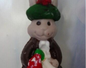 Benjamin Bunny Cake Topper