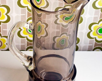popular items for hand blown jug on etsy