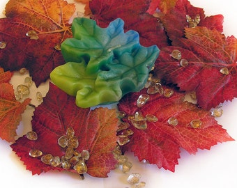 BYOC Fall Leaf Floating Candle Centerpiece Kit