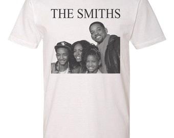 Funny Smiths Family Men's T Shirt