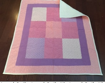 Fleece Baby Quilts (Hand made)