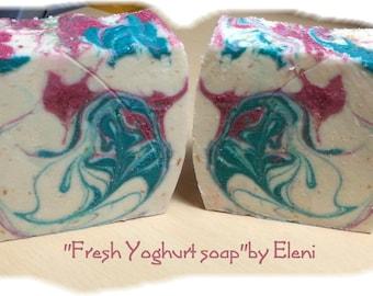 Fresh Greek Yoghurt soap' by Eleni