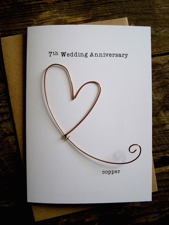 Gift ideas for husband on 7th wedding anniversary