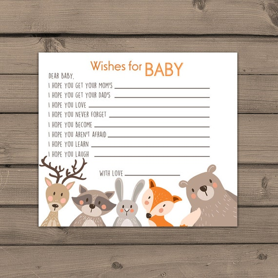 Baby Shower Wishes For Baby Well Wishes For Baby Cards