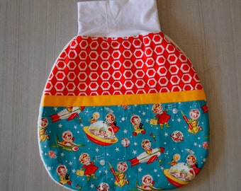 """Romper Bag """"Out of space"""""""
