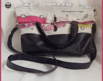 Vans Tote bag / Vans folding bag