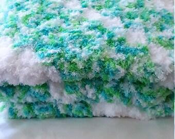 Crochet Blanket-Oceana