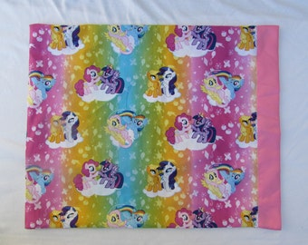 My Little Pony bedding set/choice color by livenlovecreations