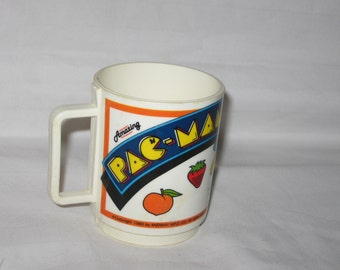 1980 midway pac-man  cup
