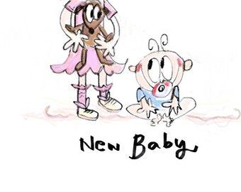 Happy New Baby