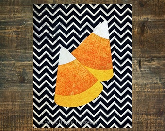 candy corn decor cute halloween decor halloween art print kids halloween decoration - Candy Corn Halloween Decorations