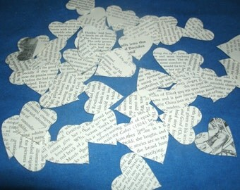 Heart wedding Decoration,300 hearts, Paper Heart Wedding Confetti, Paper Heart, Heart Confetti,Paper Heart Confetti