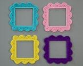 Pattern for Crochet Doily Frame [PDF]