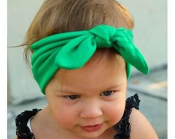 Baby/Toddler Knot Headband - 6mos - 3 years - Boho Baby