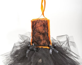 Halloween Spider tutu dress