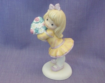 "Enesco's Sisters & Best Friends ""Love You Bunches"" Figurine"