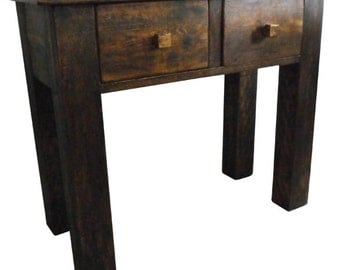 Chunky Console Table